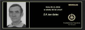 Ś.P. Jan Golec