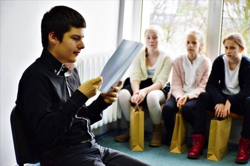 """Bajkowe spotkania z biblioteką i """"Inspiracją"""""""