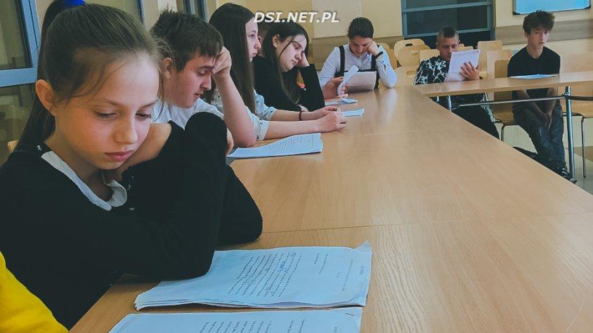 Konkurs Pięknego Czytania w Języku Angielskim