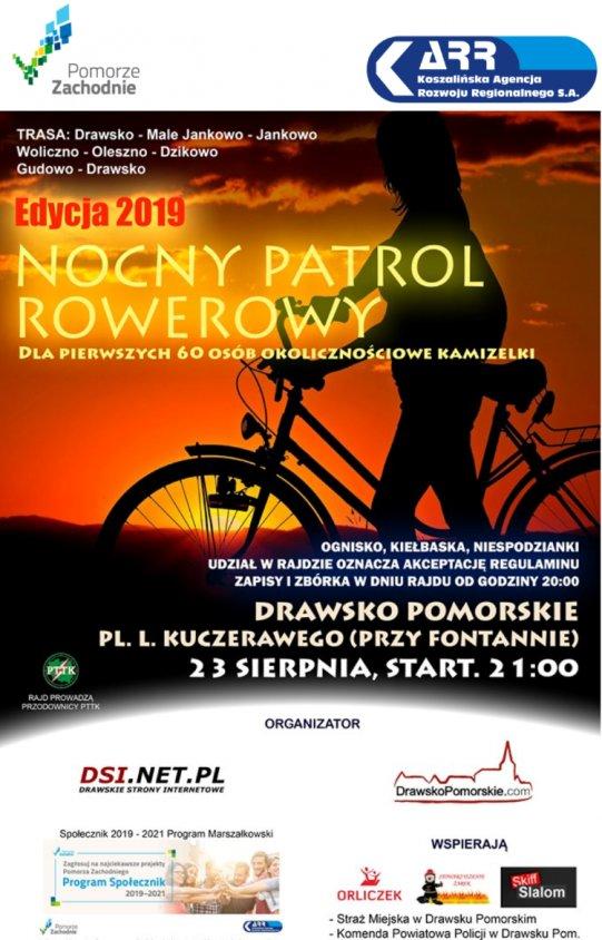 Nocny Patrol Rowerowy