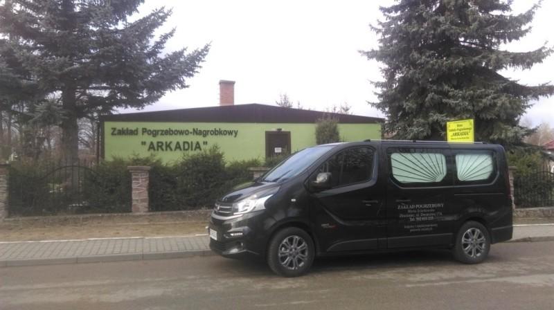 Arkadia Centrum Pogrzebowe Marta Ściurkowska