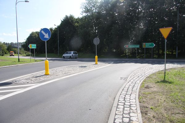 Zakończono remont Polnej i Szczecineckiej w Czaplinku