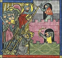 Zdobyty zamek i opuszczony kościół (cz. 2)
