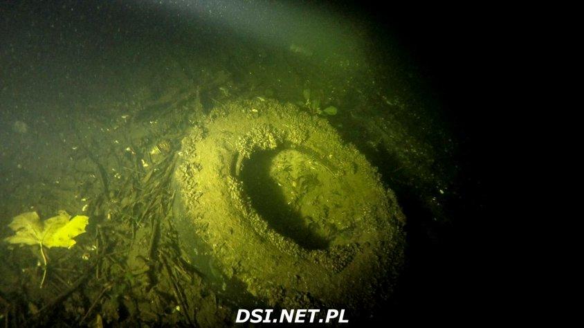 To co można znaleźć w jeziorze Drawskim przeraża