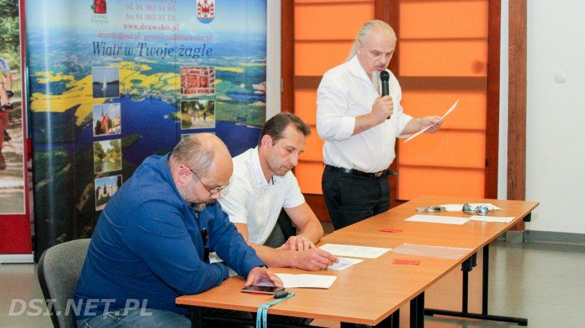 Romual Żukowski prezesem MKS Drawa po rezygnacji starego zarządu