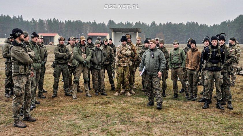 Zawody taktyczno-strzeleckie SINGLESHOT 2018 na drawskim poligonie