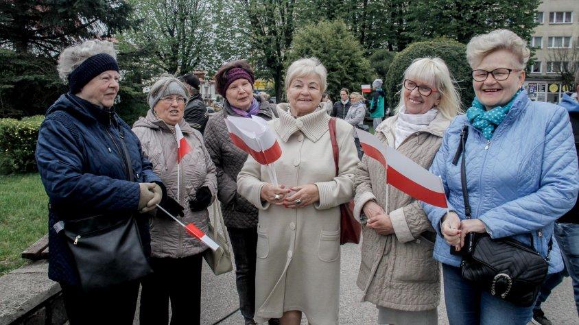 Dzień Flagi RP w Drawsku Pomorskim