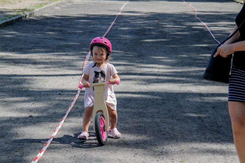 Wyścigi rowerkowe