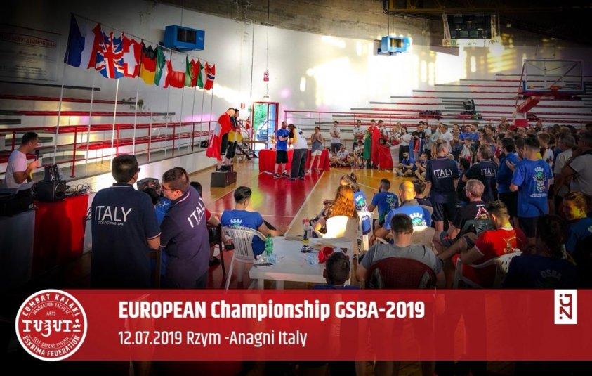 Mamy mistrzów Europy w Combat Kalaki