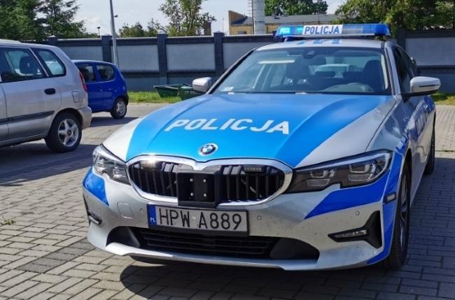 Nowe policyjne BMW już na drogach naszego powiatu