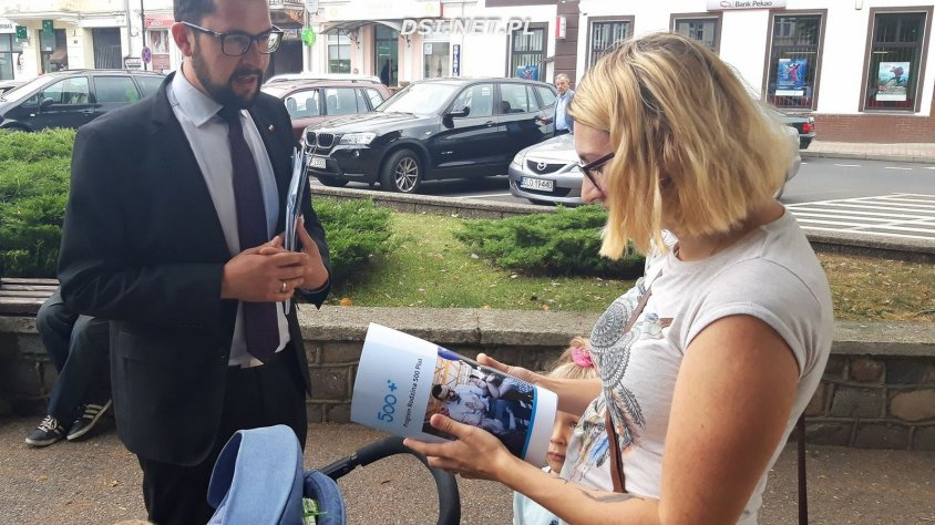 Wicewojewoda Subocz rozmawiał naszymi mieszkańcami i władzami o projektach rządowych