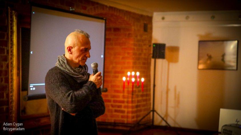 Leszek Paradowski znów zachwycił swoją fotografią
