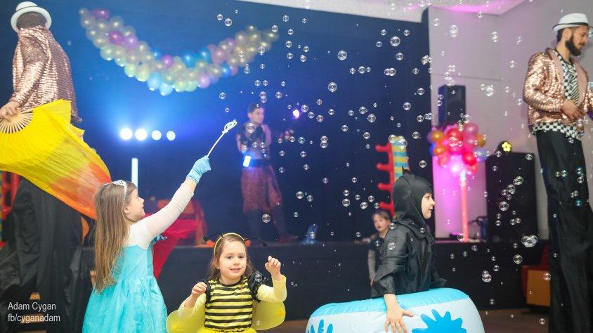 Zabawa Karnawałowa dla dzieci w Drawsku Pomorskim