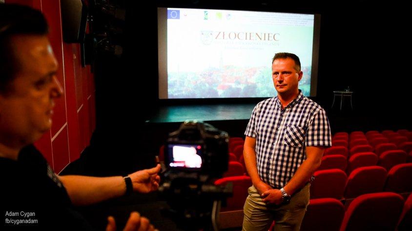 Do Złocieńca wybierzesz się z nowym przewodnikiem. Dzisiaj oficjalna prezentacja publikacji Jarosława Leszczełowskiego