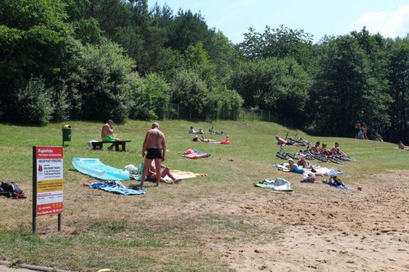 Na drawskich plażach są już ratownicy. Sezon ruszył - zdjęcia