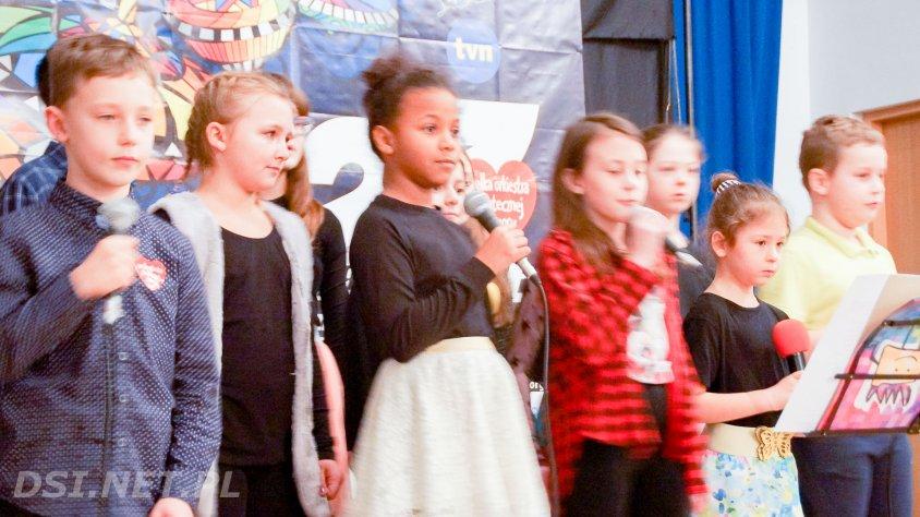 11 w Świerczynie grała Wielka Orkiestra Świątecznej Pomocy