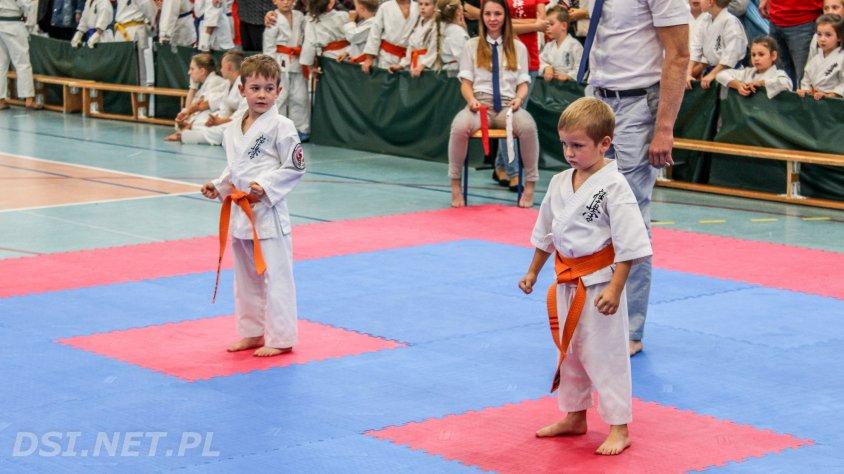 XIX Wojewódzka Olimpiada Młodzieży Karate Kyokushin w Złocieńcu