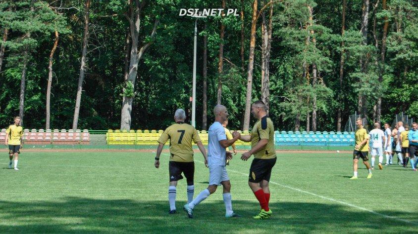 Futbolowe derby mundurowe