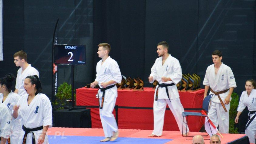 Jakub Pawłowicz z mistrzostw w Portugalii wrócił z brązem.