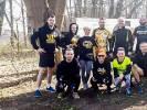 Zet Gold Team spróbował sił w biegach przełajowych i wygrali grupowo