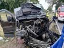 Tragiczny wypadek w okolicach Chmielewa