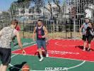 Streetball zone oficjalnie otwarta. Zagrali z Szczecinka, Tychowa, Drawska Pom, i Czaplinka