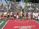 2020-08-18 Streetball zone oficjalnie otwarta. Zagrali z Szczecinka, Tychowa, Drawska Pom, i Czaplinka (2)