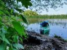 Opony, butelki a nawet lodówka – to finał 18 sprzątania rzeki Drawy