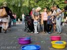 Dzieci w Drawsku Pomorskim wróciły do starych gier podwórkowych