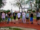 Pierwsze zawody Street Workout w Drawsku Pomorskim