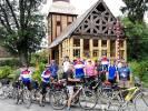 Pieszo, rowerem i w kajaku – turyści poznawali uroki Ziemi Drawskiej