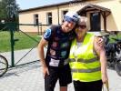 2019-06-11 Radosław Spychała biegnie dla chorego Antosia Smorawskiego aż 900 km