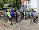Słoneczny rajd pieszy i rowerowy