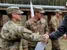 Powiatowe zawody strzeleckie służb mundurowych