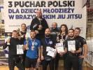 Podopieczni drawskiego klubu walczyli w Pucharze Polski w Brazylijskim Jiu Jitsu. Są medale