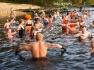 2019-10-27 Lodołamacze rozpoczęli sezon zimnych kąpieli