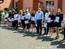 2020-06-29 Tak wyglądało zakończenie roku szkolnego w Kaliszu Pomorskim