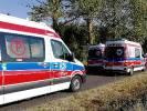 Tragiczny, śmiertelny wypadek na trasie Wierzchowo - Osiek Drawski
