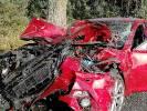 2018-09-20 Tragiczny, śmiertelny wypadek na trasie Wierzchowo - Osiek Drawski