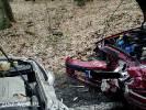 Czołowe zderzenie w okolicach Bobrowa