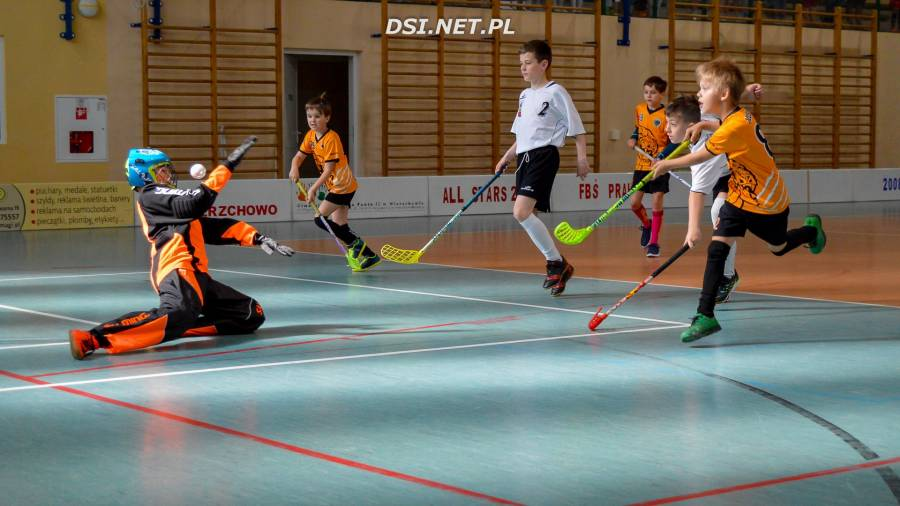 Euro Floorball Tour 2019 rozegrany