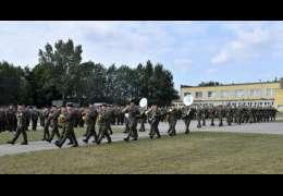 2 Brygady Zmechanizowanej Legionów im. Marszałka Józefa Piłsudskiego świętuje