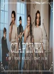 2020-08-07 Główny Zawór Jazzu – koncert w Czaplinku
