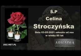 Ś.P. Celina Stroczyńska