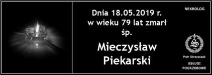 Ś.P. Mieczysław Piekarski