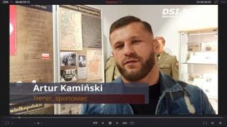 O Drawskim biegu i nie tylko w rozmowie z Arturem Kamińskim