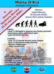 2020-01-25 i 26 X DRAWSKIE SPOTKANIA MORSÓW