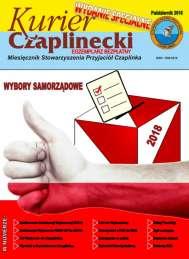 Kurier Czaplinecki - Nr 146, październik 2018 - Wydanie Specjalne