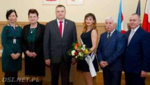 Honorata Matuszewska Dziewczynę Jeziora Tajemnic 2017. Właśnie otrzymała nagrodę 2000 zł.