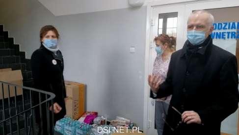Fundacja Magia Serca znów w szpitalu. Tym razem z darami